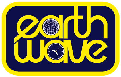 Earthwave 2009 logo