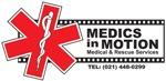 Medics in Motion Logo