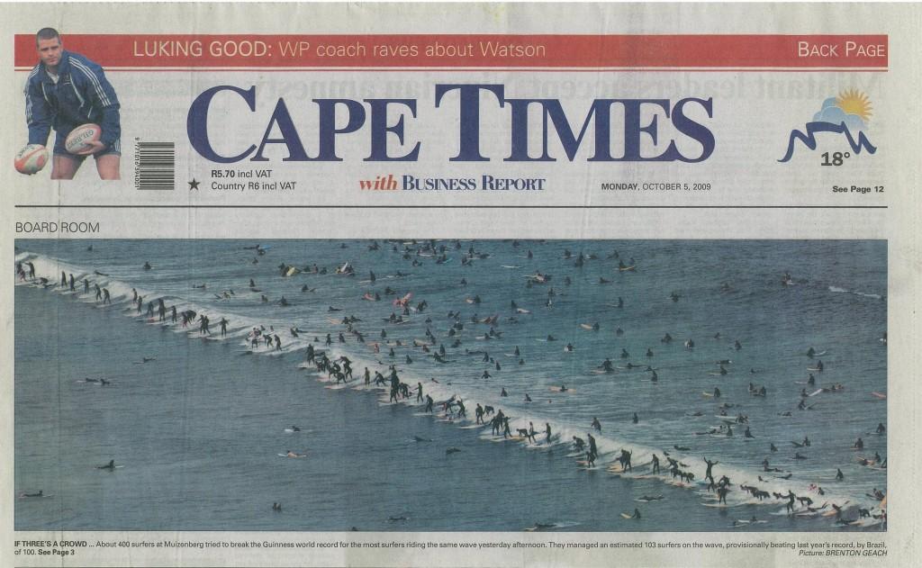 EW Cape Times