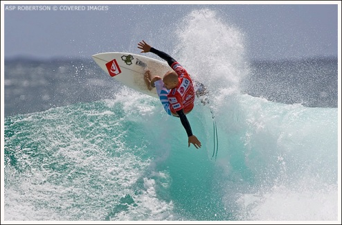 Kelly Slater Sets Sights on 2010 ASP World Tour with Gold Coast Kick-Off