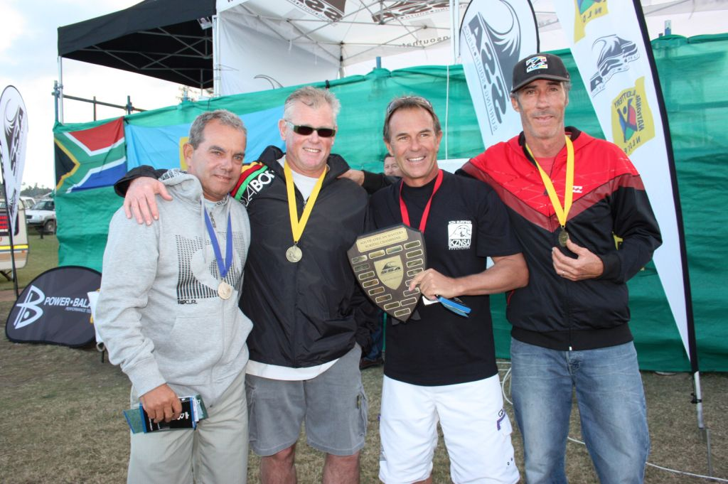 SA Champs, Chris Knutsen + finalists