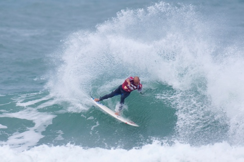 Pictured: Kelly Slater (USA) is the top seed for the 2010 Billabong Pro J-Bay which starts at Jeffreys Bay on Thursday. The current World No. 1 is bidding for an unprecedented 10th ASP World Title. Photo: ASP / Kirstin