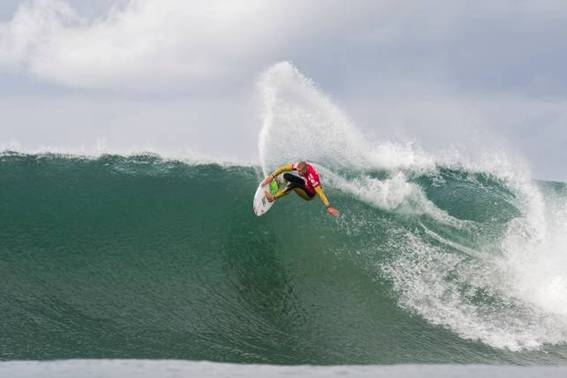 Pictured: Mick Fanning (AUS), 29, reigning ASP World Champion and current ASP World No. 4, will look to ignite his 2010 ASP World Title campaign at the Billabong Pro Jeffreys Bay. Credit: © ASP / CESTARI
