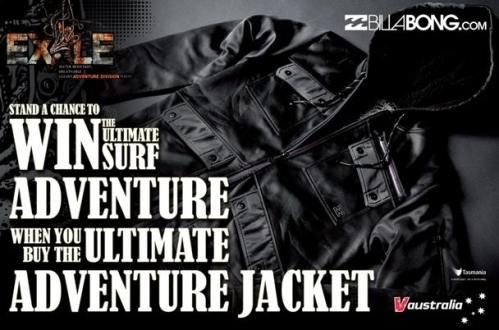 Billabong Jacket Comp
