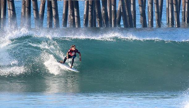 South African team captain Shane Sykes will be back in action at the VISSLA ISA World Junior Surfing Championship in Oceanside, California todayPhoto: Isaac February