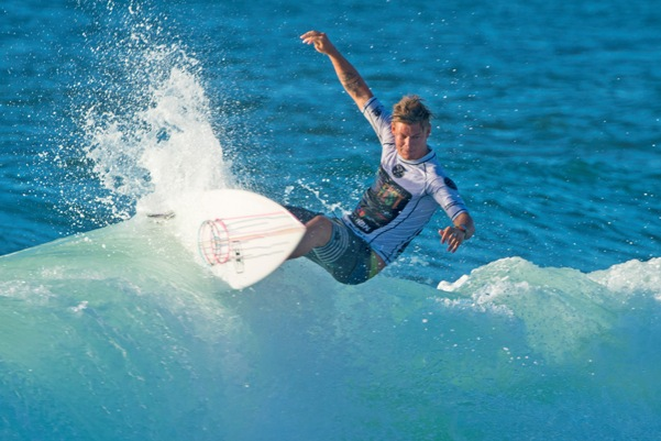 Dale Staples will be one of the top seeded surfers in the Vans Surf Pro Classic at Lamberts Bay  Image: WSL / Bennett