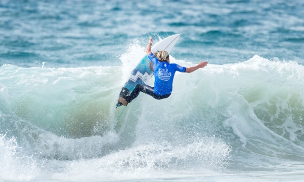 Jordy Maree Photo: WSL / Cestari