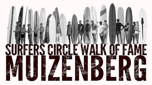 The Surfers' Circle Walk of Fame is South Africa's first national monument dedicated to surfing